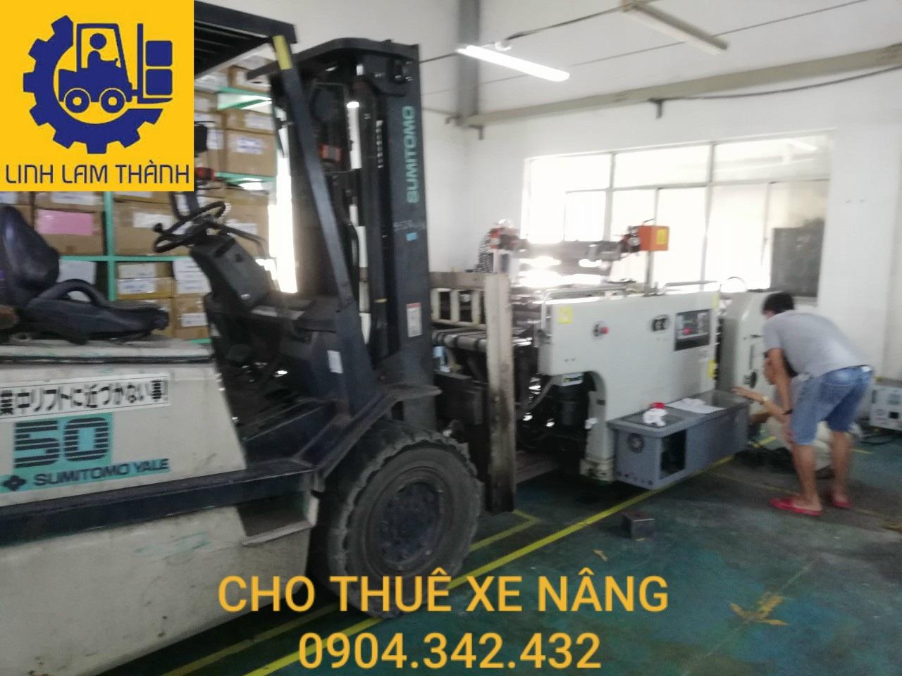 Lắp Đặt Máy Móc Việt Hương