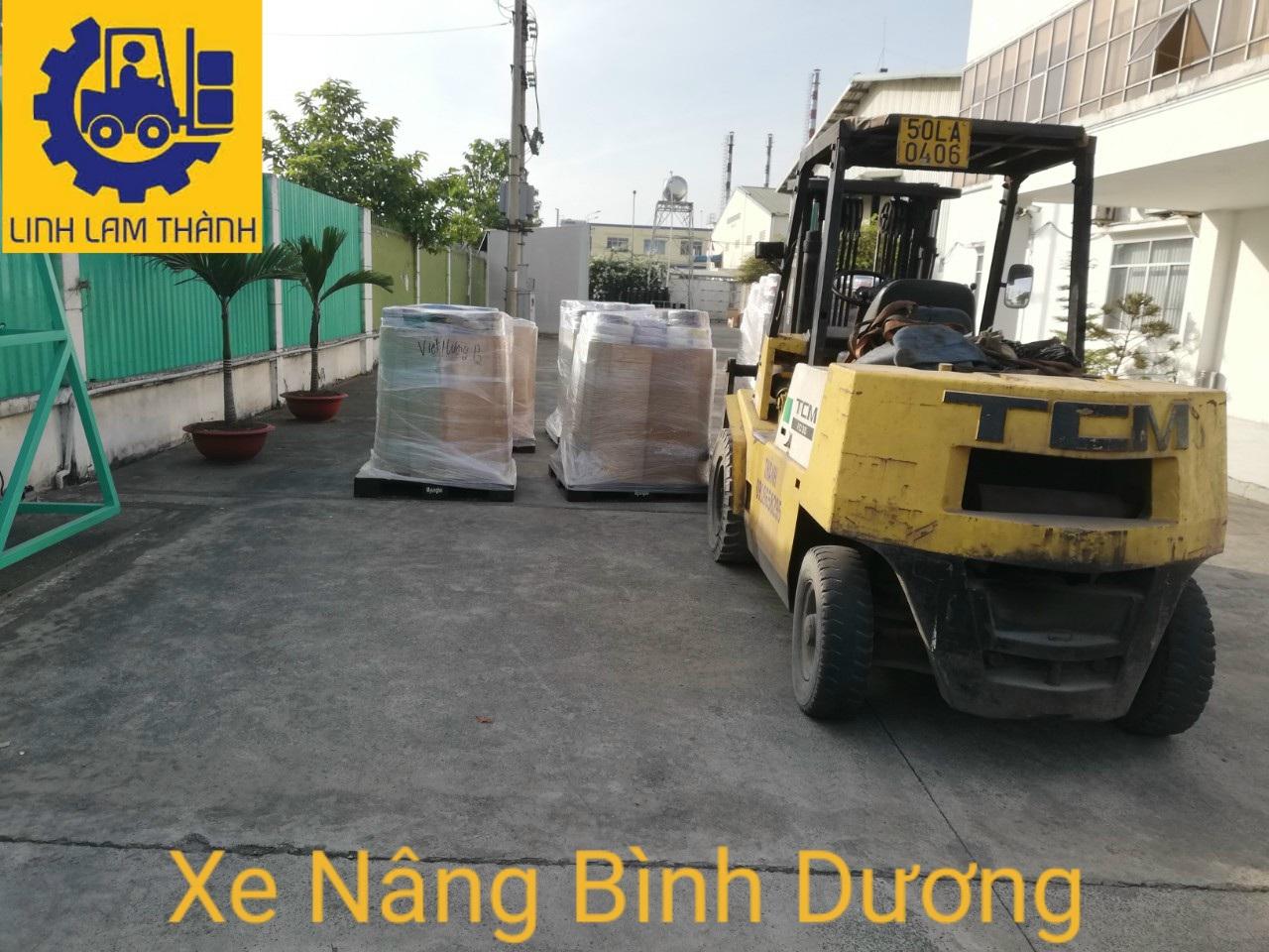 Dịch Vụ Xuống Hàng Dây Điện Công Nghiệp.