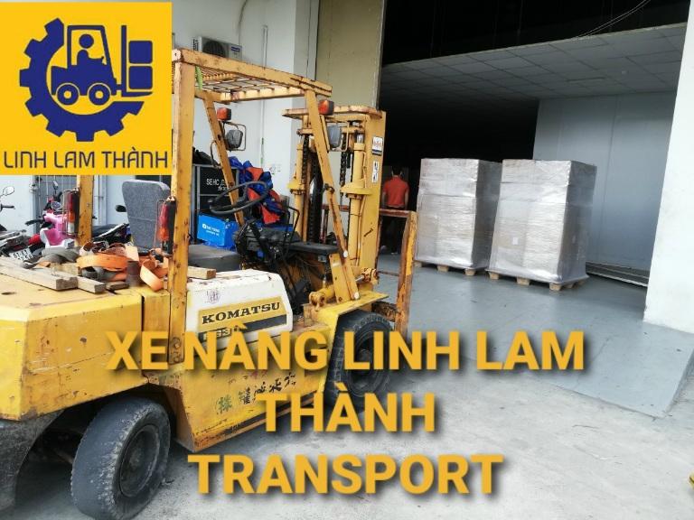 Cho Thuê Xe Nâng Linh Lam Thành Transport